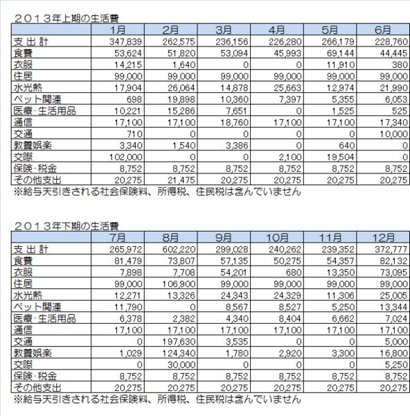 2013年の月別生活費.png